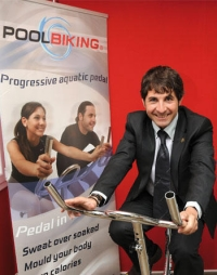 Ferran Bosque gerent de Poolbiking (Foto de emprendedores.es)