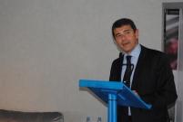 5è Dinar networking TICAnoia (2012) amb el Sr. Agustí Cordón (Vicepresident Executiu de la Fundació Mobile World Capital)