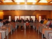 1r Dinar networking TICAnoia (2008) amb el Sr. Josuè Sallent. Director Gral de Societat de la Informació. Generalitat de Catalunya