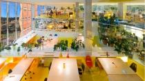 Projecte Hub TICAnoia - Interior coworking