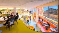 Projecte Hub TICAnoia - Interior sala reunions