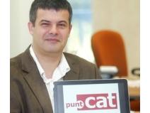 XIXè Cafè Digital: dominis .cat, amb Jordi Iparraguirre director de la Fundació puntCAT