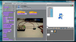 02 Introducció a programació arduino amb scratch