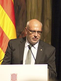 Sr. Jordi Baiget - Conseller d'Empresa i Coneixement de la Generalitat de Catalunya