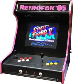 Màquina Arcade amb Raspberry Pi