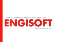 Engisoft - Adaptació d'una empresa a GDPD