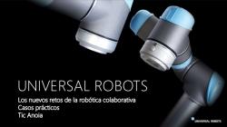 Robòtica col·laborativa per a tothom