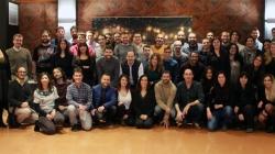Trilogi: ''Som la comarca amb més força TIC, tret de Barcelona''