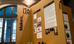 Exposició MALLA-Covid19, la resposta de l'enginy