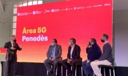 La posada en marxa de l'Àrea 5G Penedès obrirà noves oportunitats en el camp de l'atenció sociosanitària, la mobilitat, l'entreteniment i el talent