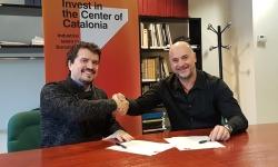Conveni de col·laboració entre l'Oficina de Captació d'Inversions de la Conca d'Òdena i TICAnoia