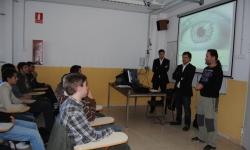 TICAnoia explica als estudiants d'informàtica les sortides professionals en el sector de les TIC