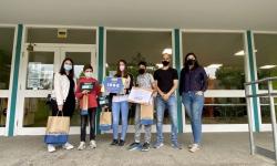 Tres centres educatius d'Igualada són guardonats en el concurs EntreviSTEM de TICAnoia