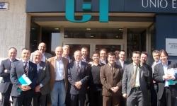 1ª Trobada de treball d'Associacions TIC de Catalunya