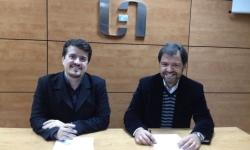 TICAnoia i la UEA signen un acord de col·laboració per crear sinergies i noves oportunitats per a les empreses