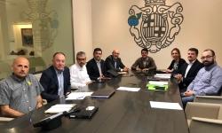 El Director General de la Fundació Mobile World Capital Barcelona (MWC) es reuneix amb Marc Castells i TICAnoia