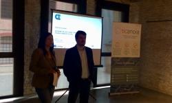 La UEA i TIC Anoia celebren una sessió conjunta per abordar l'Empresa 4.0 i potenciar la competitivitat tecnològica de les empreses