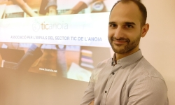 Jordi Solà, nou president de TICAnoia