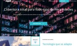 MPM Software estrena web corporativa - Grupo Aseguranza