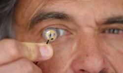 Así es la primera lentilla inteligente autónoma