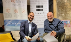 TICAnoia i disseny=igualada signen un conveni de col·laboració