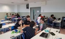 Els primers estudiants del Grau TIDC del Campus Igualada – UdL ja s'incorporen a les empreses TIC de la comarca per realitzar la Formació Dual.