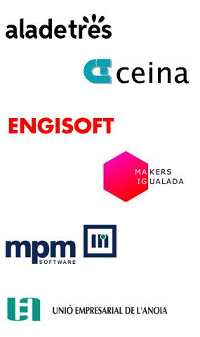 Col·laboradors Premi TIC Anoia 2017
