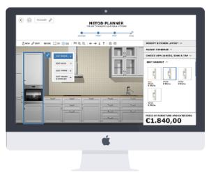Aplicació Metod Planner - InteriorVista