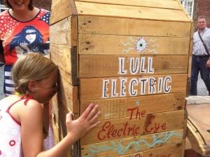 Ull elèctric