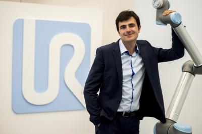 Jordi Pelegrí - Universal Robots