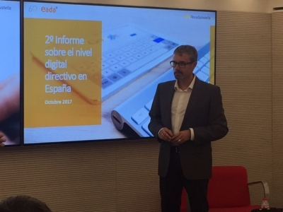 Ramon Costa, Professor d'EADA i director de l'estudi i del Programa Executiu en Transformació Digital de l'escola de negocis