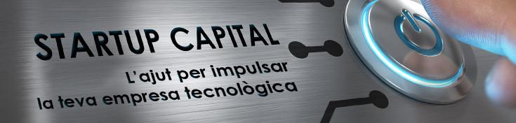 Ajuts ACCIO Startup Capital