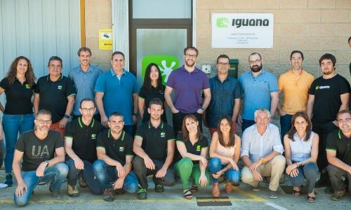 Iguana: ''Costa molt trobar professionals amb perfils adequats per a les empreses del sector, i és difícil generar vocacions''