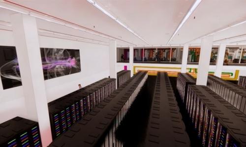 Així és l'espai que acollirà a Barcelona un dels superordinadors més grans d'Europa