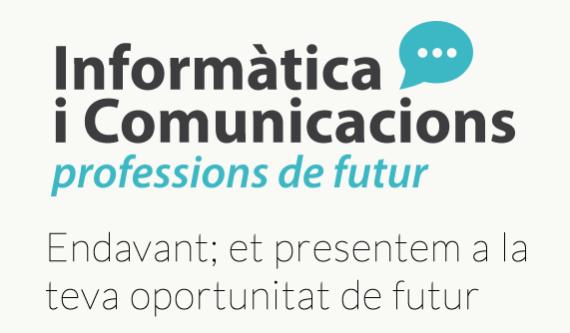 Banner - Informàtica i comunicación