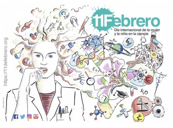 Dia Internacional de les Dones i les Nenes en la Ciència