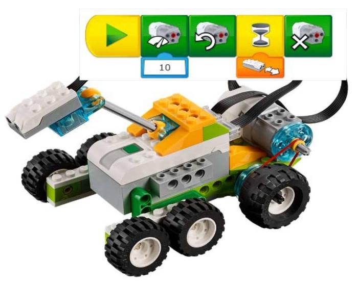 Construïm un robot Lego