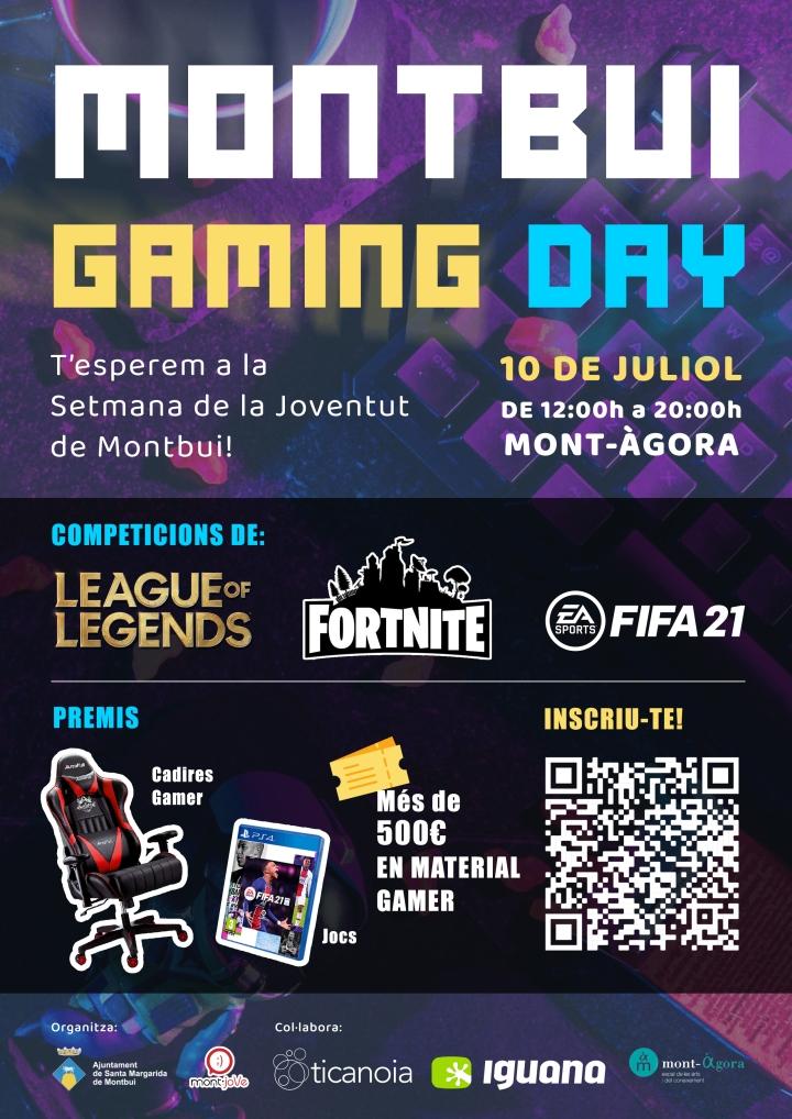 Montbui Gaming Day